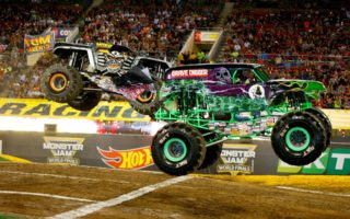 MONSTER JAM Comes to Phoenix + Giveaway