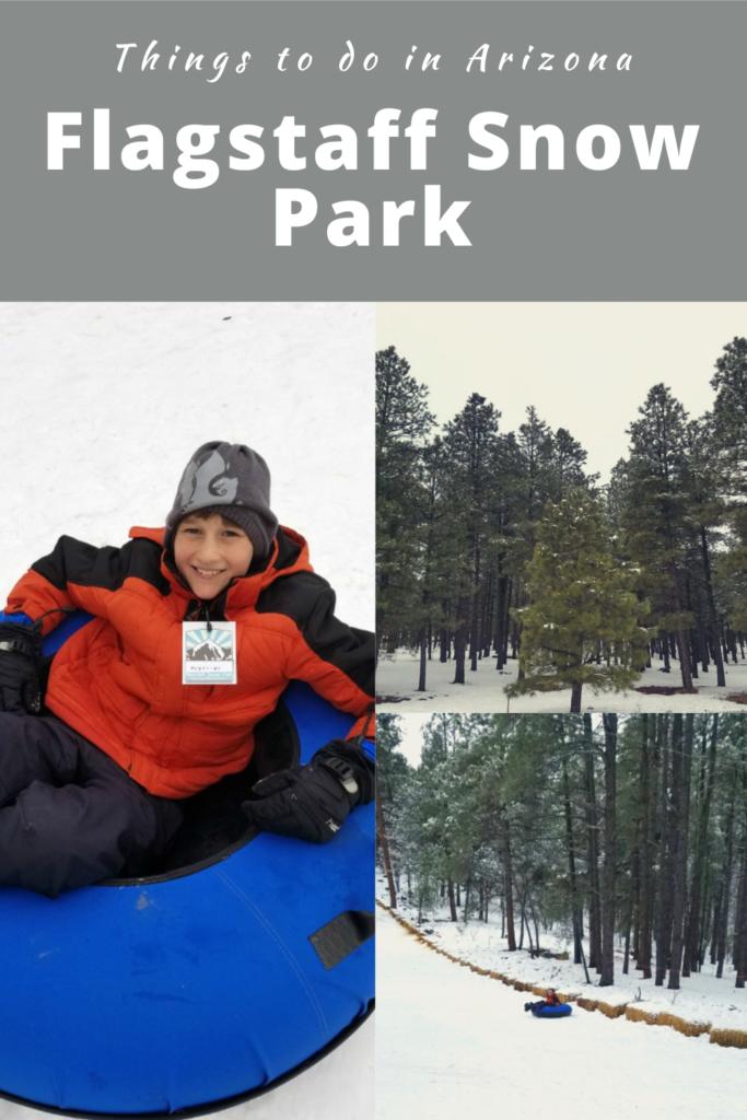 Flagstaff Snow Park - Arizona