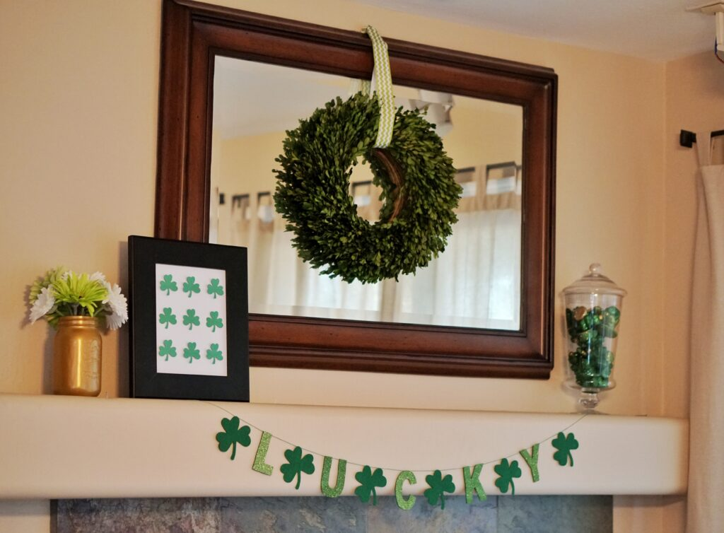 St. Patrick's Day Home Tour