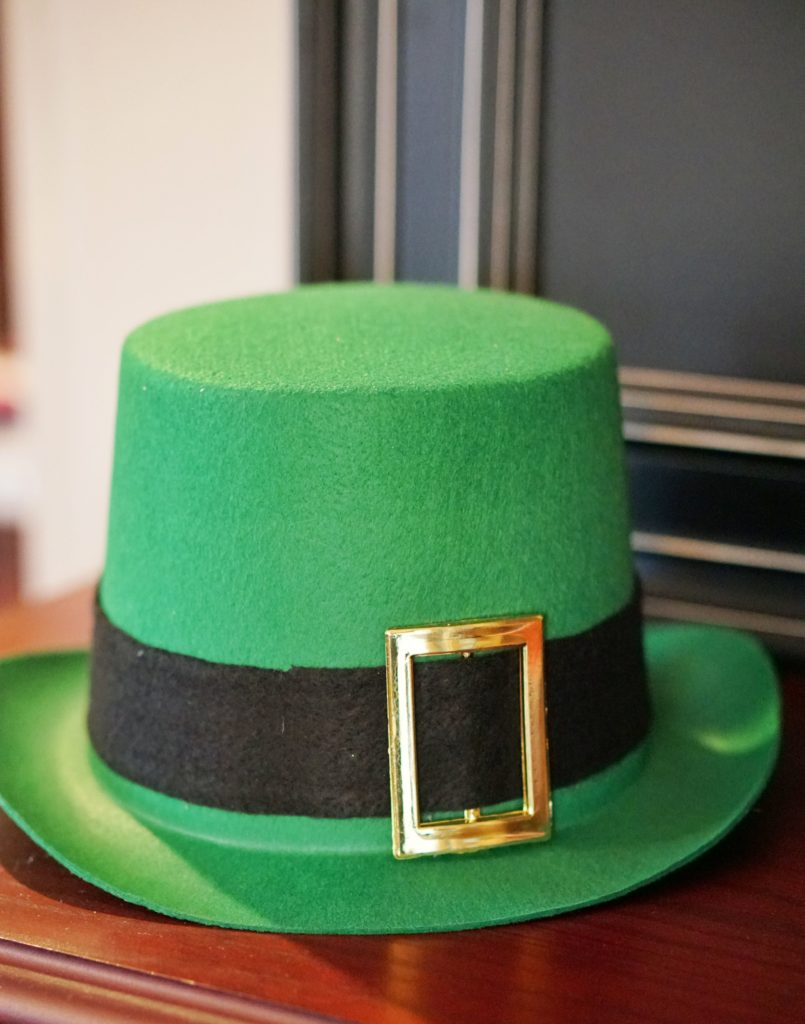 Leprechaun hat decor