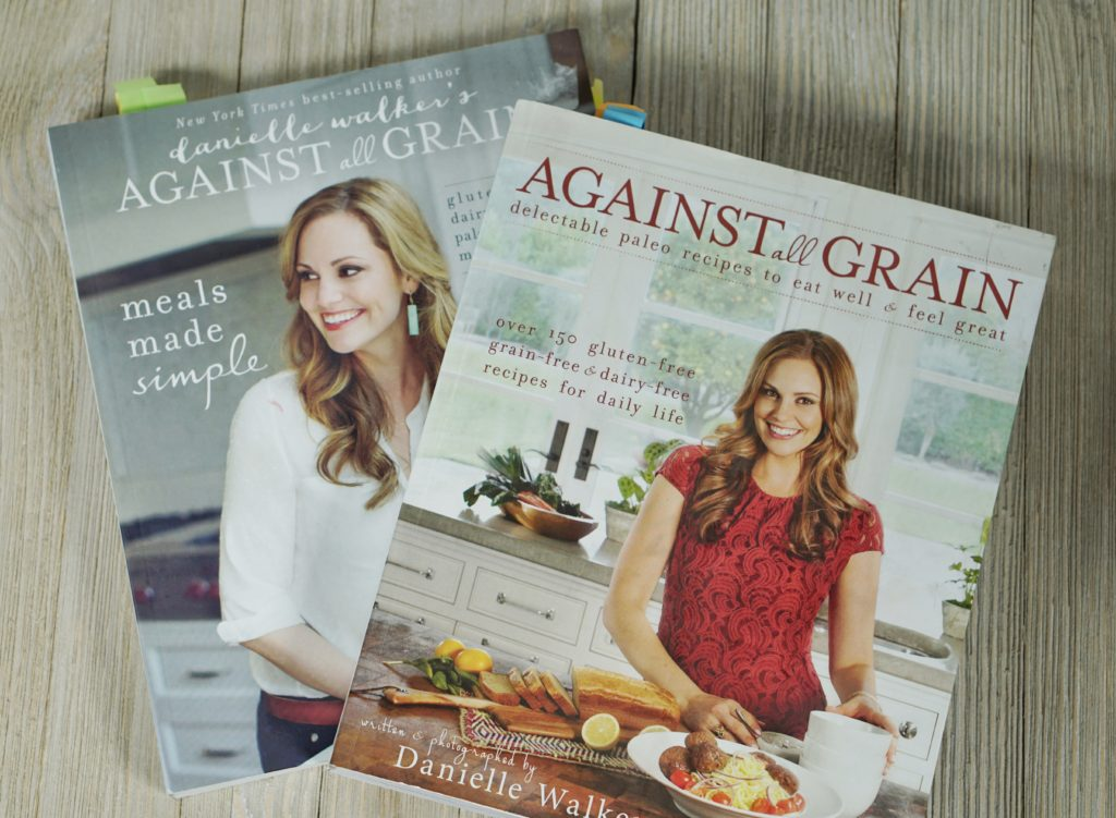 Against all Grain Paleo cookbook