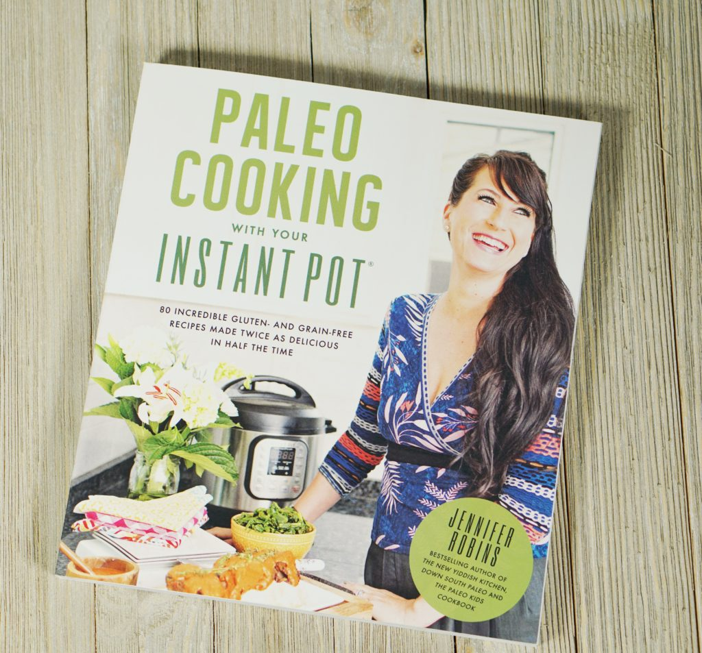 Instant Pot Paleo Cookbook