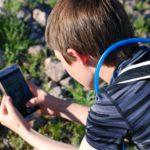 Nature Scavenger Hunt + Build Your Own Trail Mix Bar