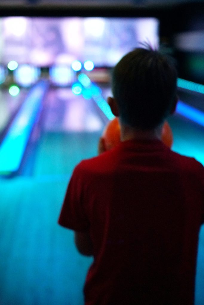 bowling things to do with teens