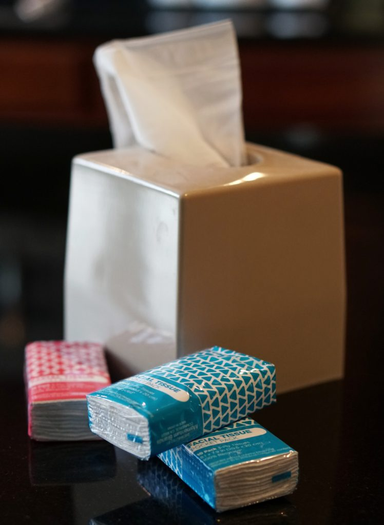 boymom essentials tissues