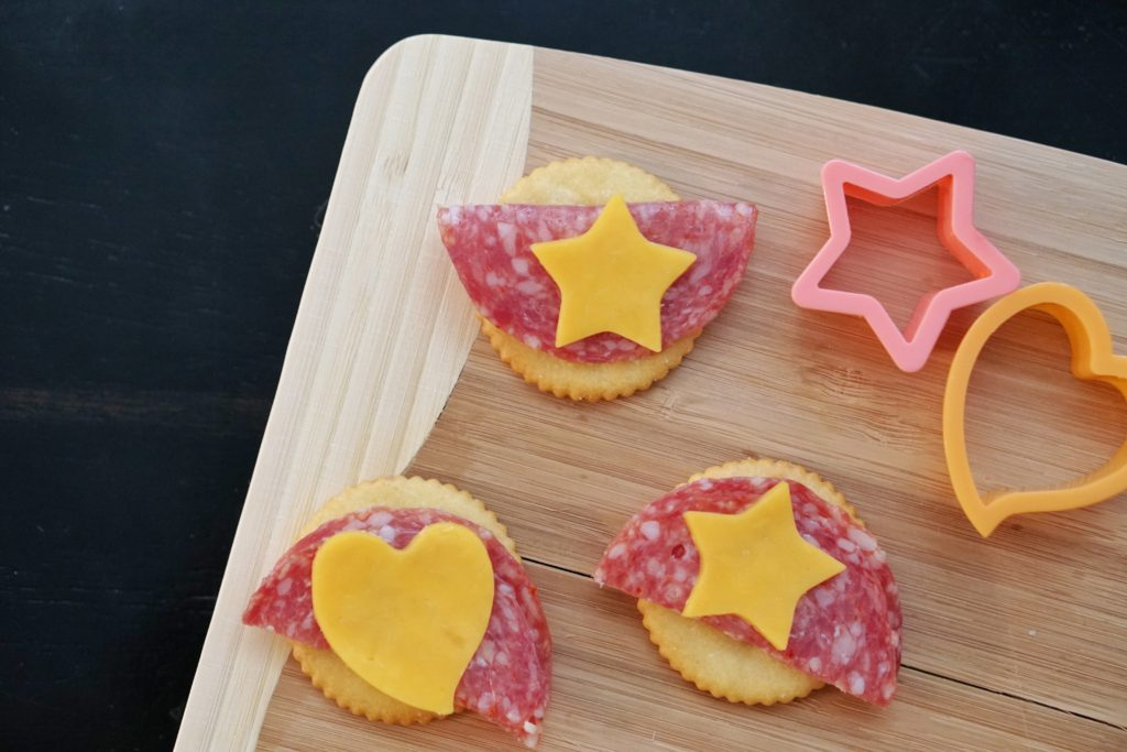 5 fun after school snack ideas shapes