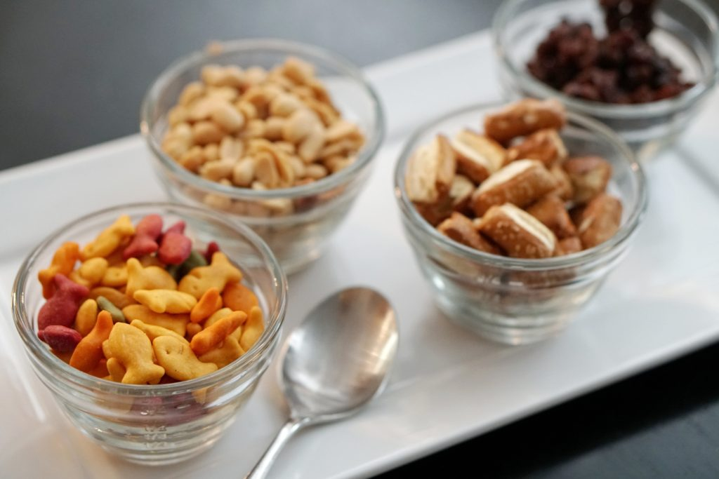 5 fun snack ideas build your own
