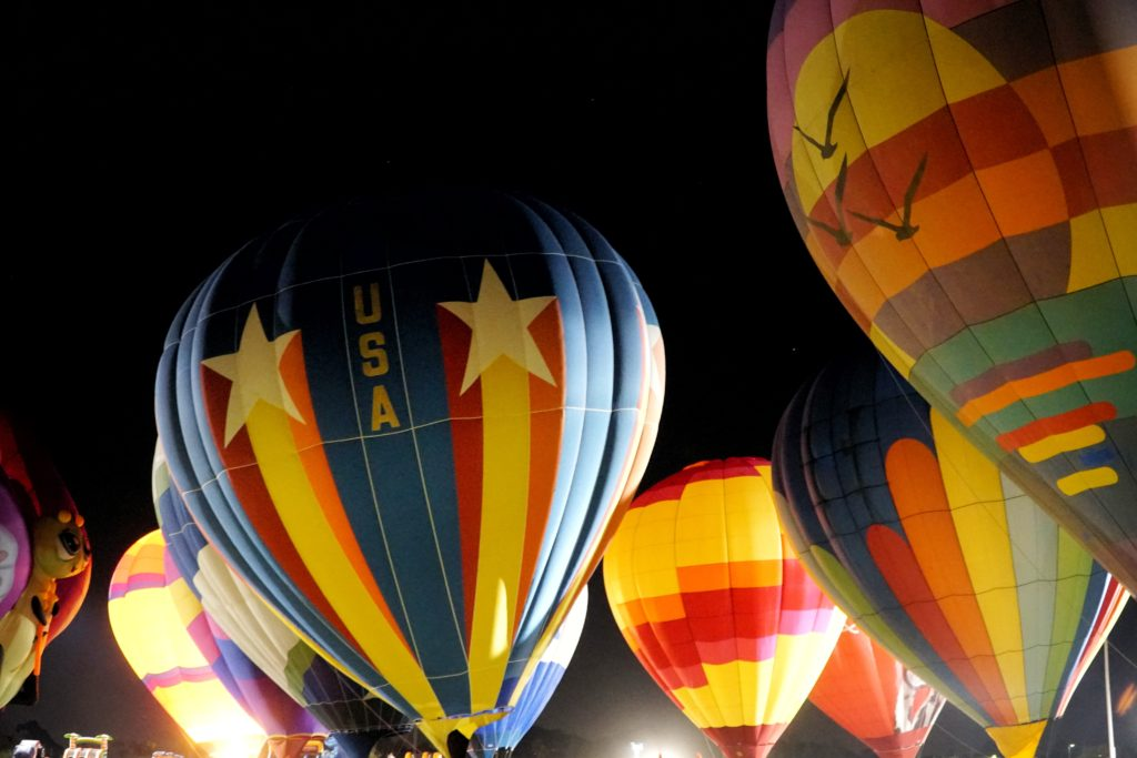 Scottsdale Hot Air Balloon Spooktacular