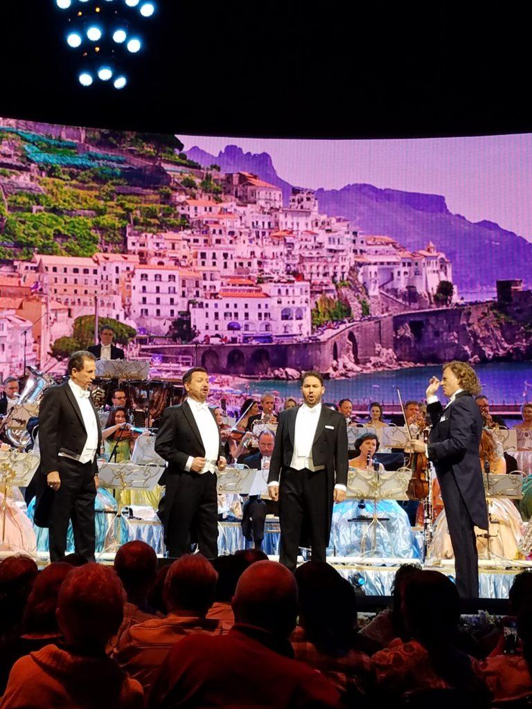 Andre Rieu tenors concert Phoenix