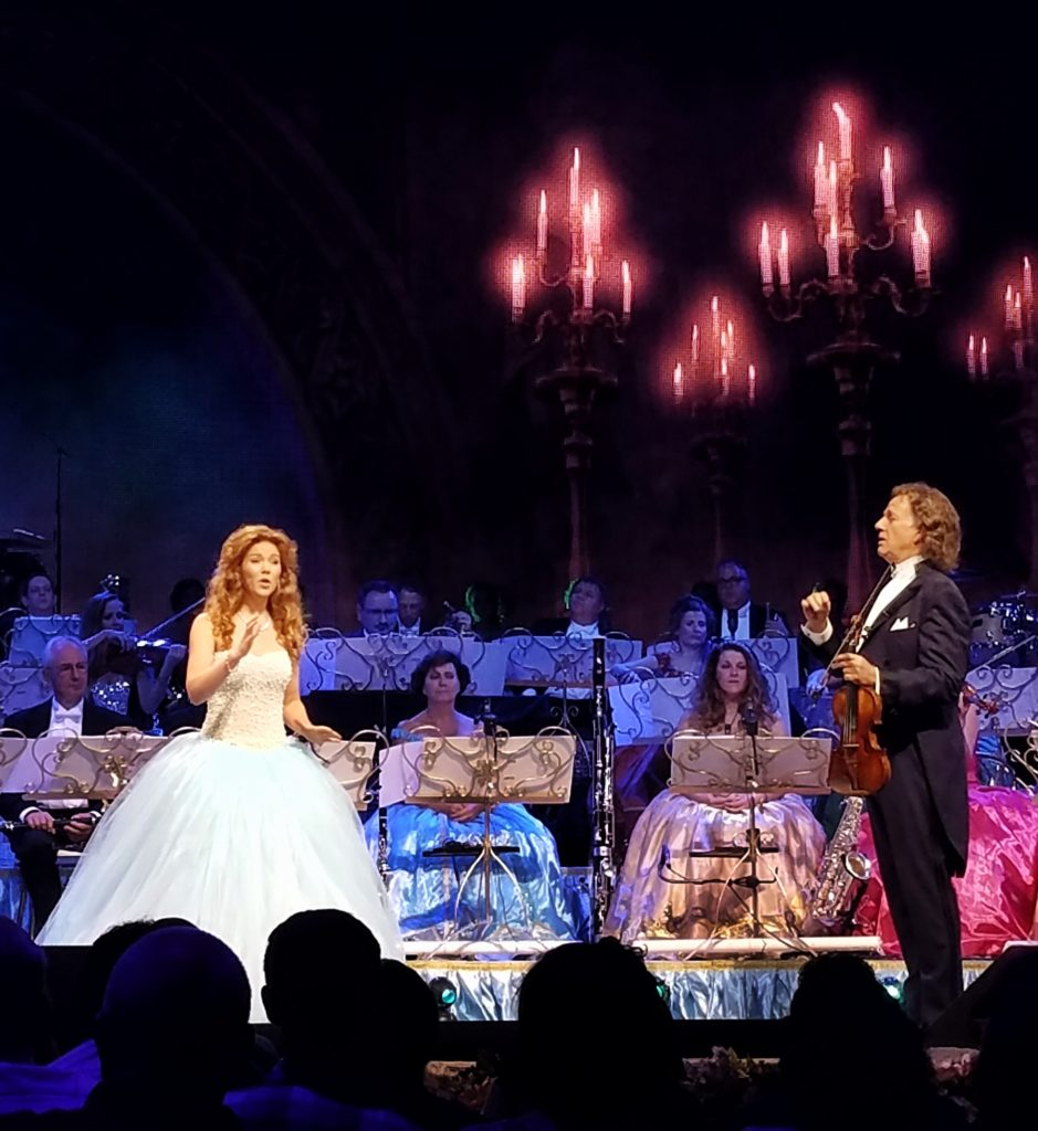 Andre Rieu Concert at Comerica Theatre [wrap up]