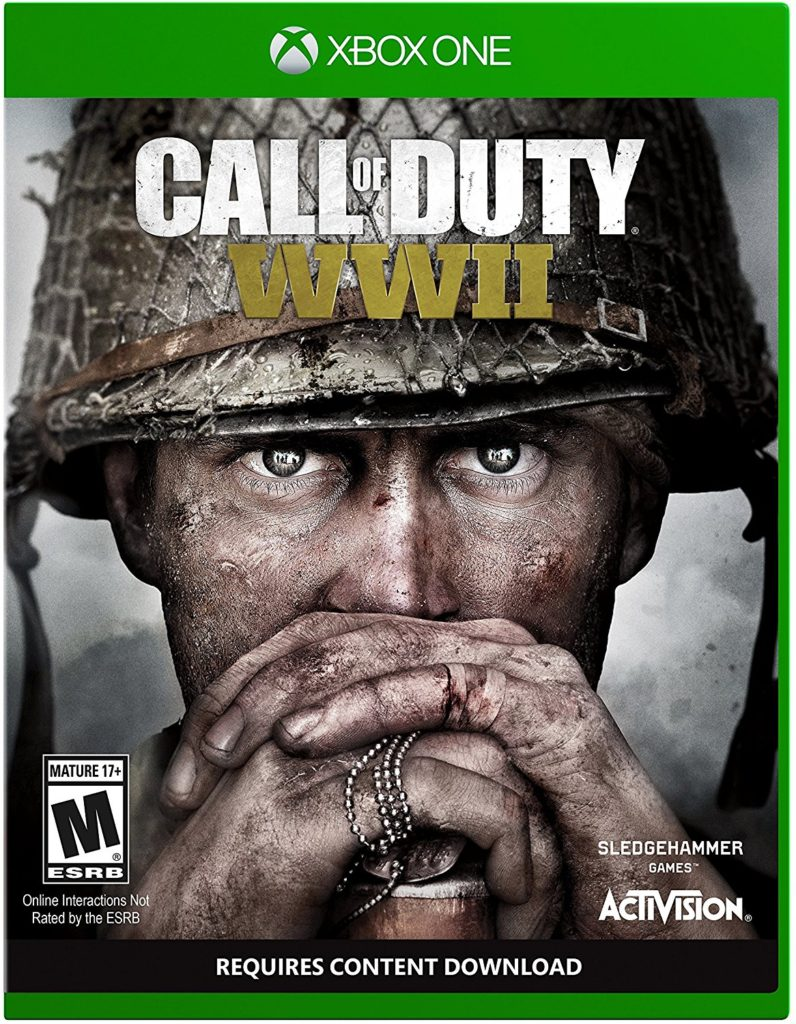 Call of Duty wwii Tween Boy Holiday Gift Guide