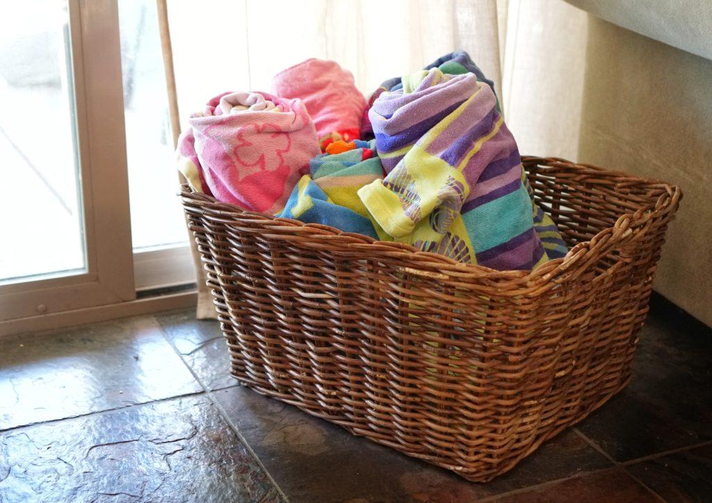 2 Story House Hacks Beach Towels