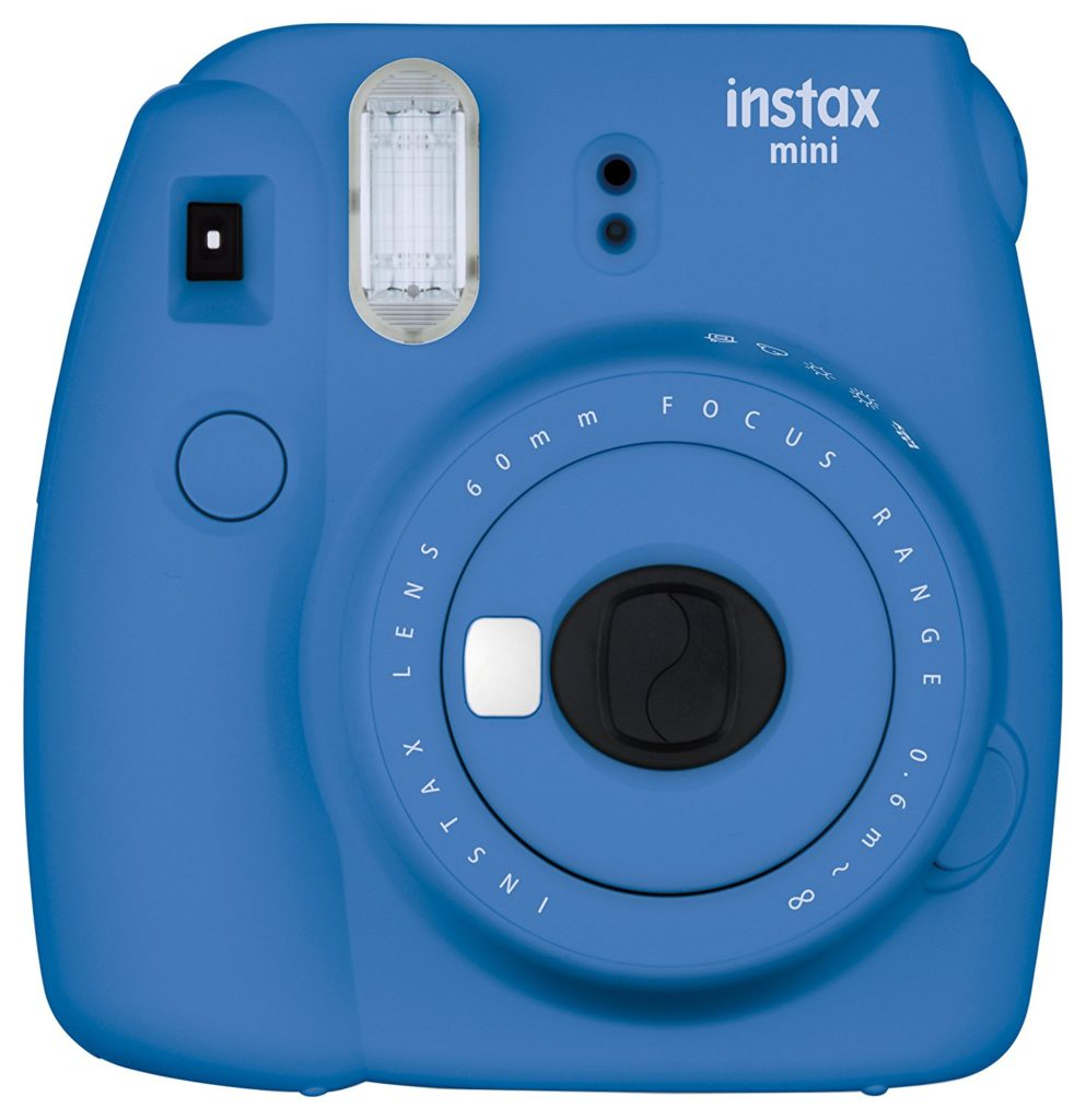 Instax mini cobalt blue tween holiday gift guide
