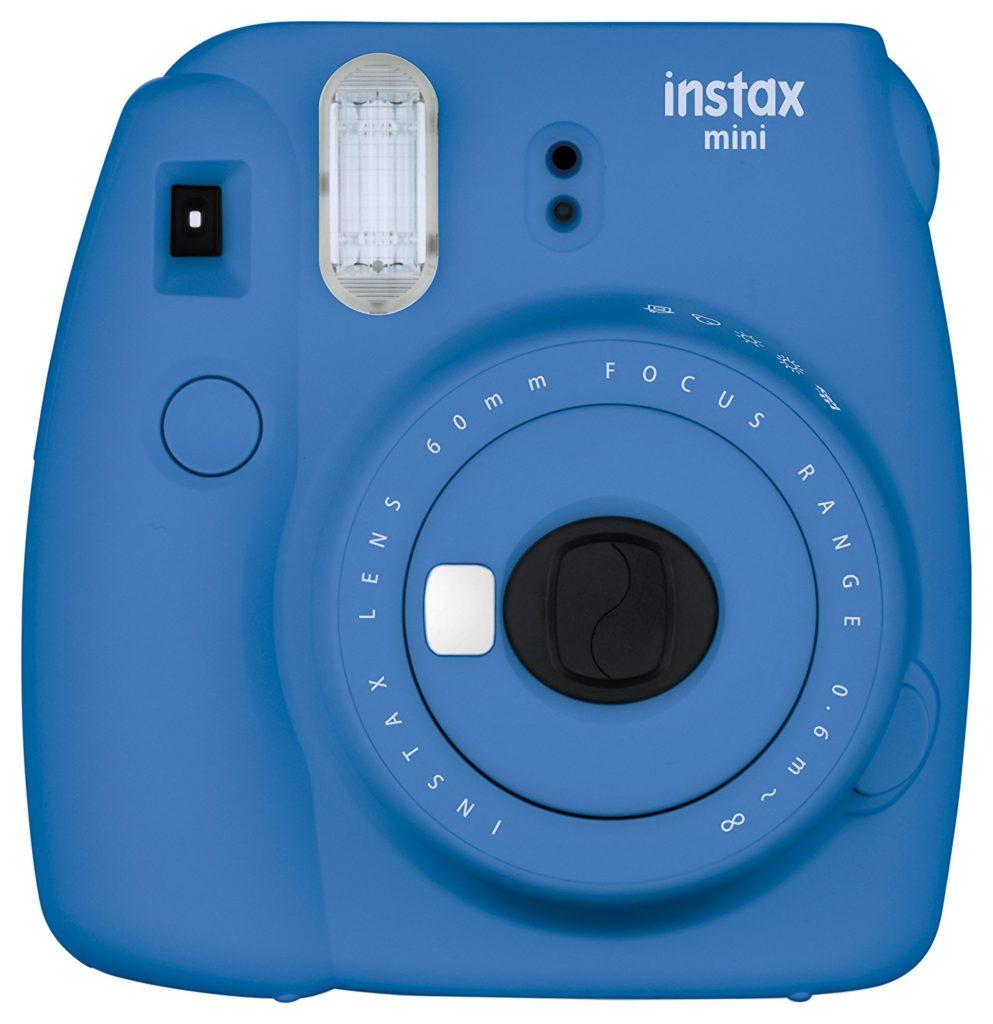 Instax mini cobalt blue tween holiday gift guide