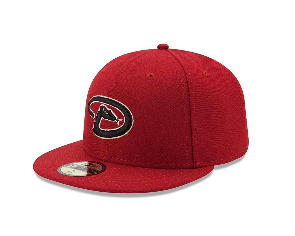 MLB fitted baseball hat tween boy holiday gift guide