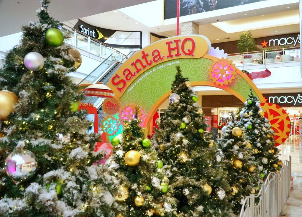 Santa Photos Chandler Fashion Center
