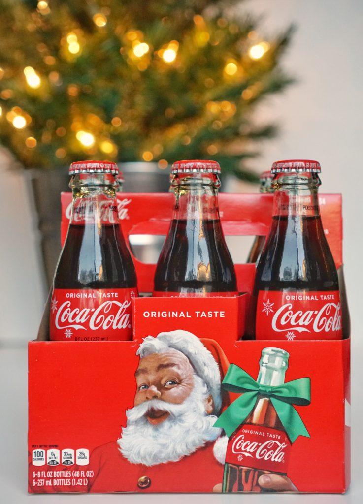 Coca Cola Christmas tradition