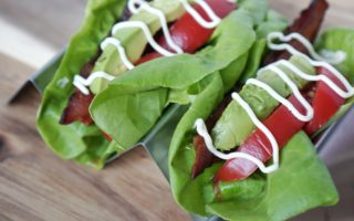 Avocado BLT Wraps – Keto, Paleo and Whole30 Friendly