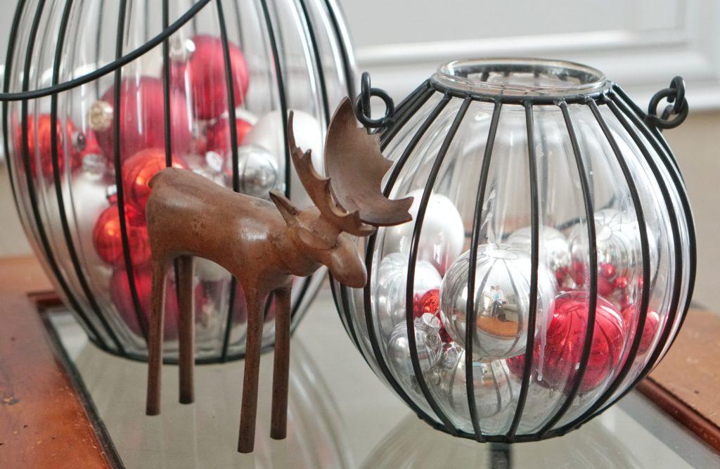Christmas home tour mousse