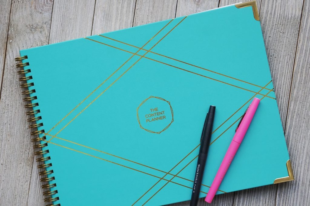 The Blog Content planner