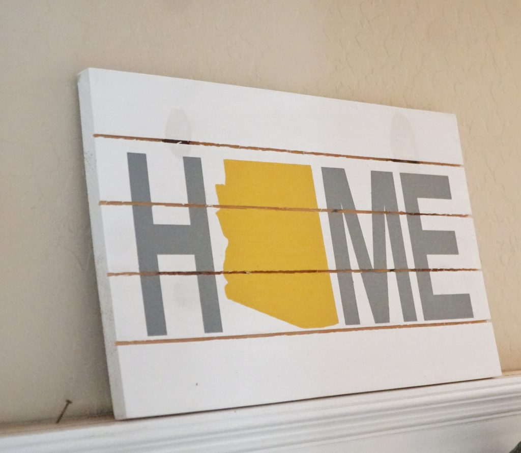 Favorite Silhouette Home Decor Projects