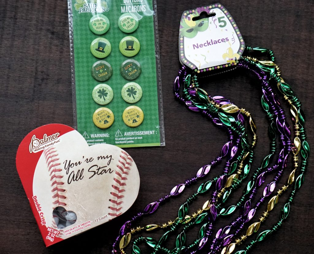 dollar store finds holiday gifts