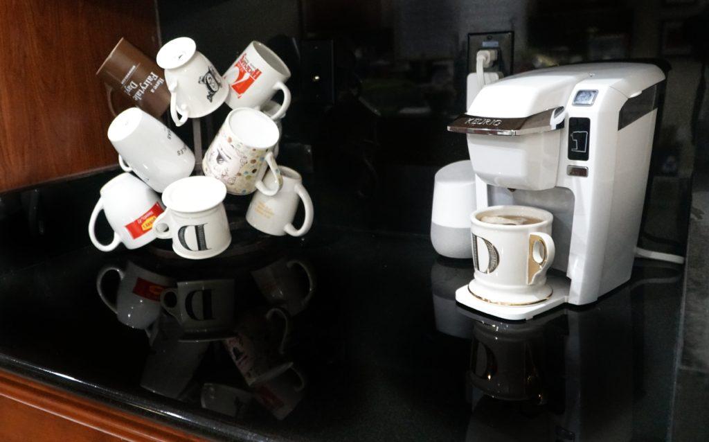 Keurig Coffee Station