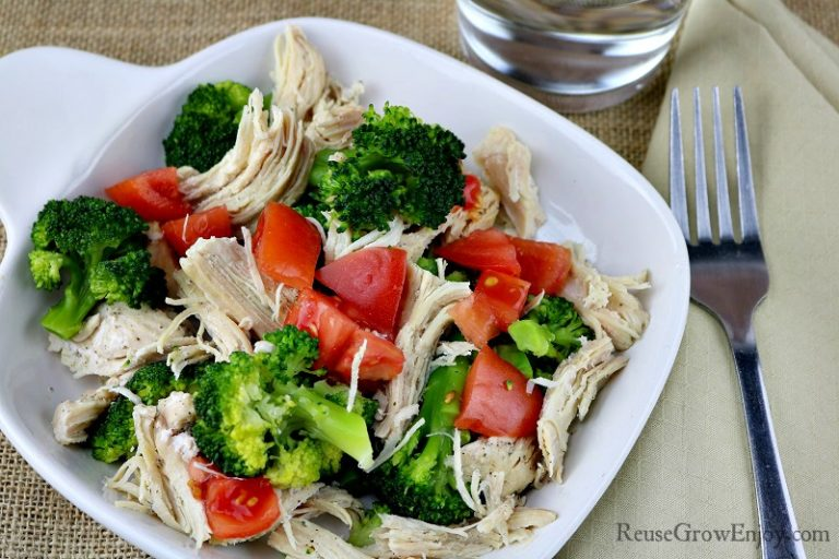 Reuse Grow Enjoy Chicken-With-Broccoli-And-Tomatoes