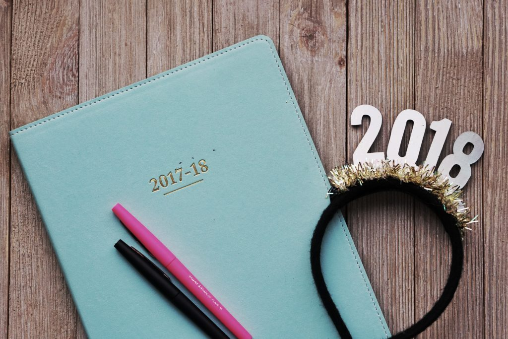 Things to do to prepare for the new year
