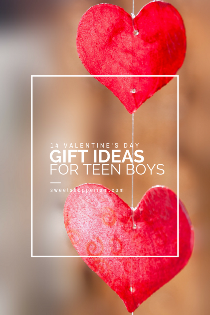14 valentine's day gifts for your teen boys