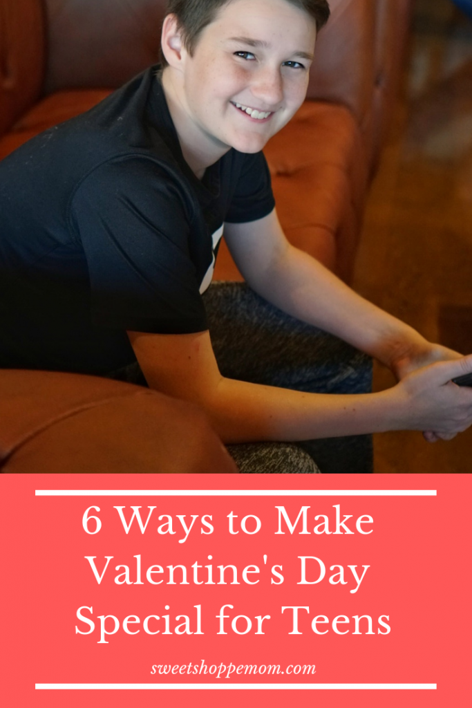 6 Ways to Make Valentine's Day Special for Teens