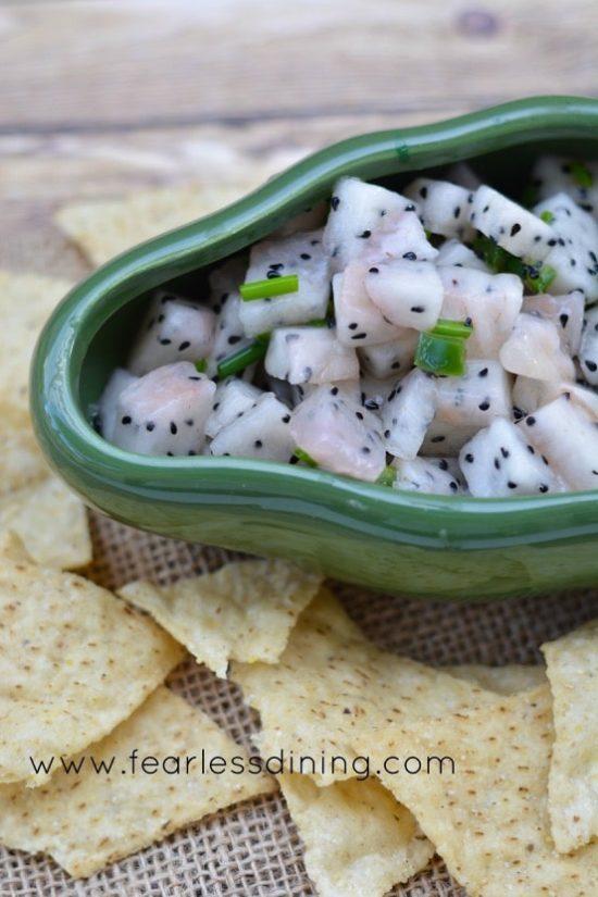 Best Salsa Recipes Fearless Dining Dragon Fruit Salsa