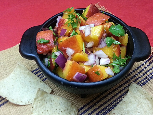 Best Salsa Recipes Mama Likes to Cook Peach Salsa