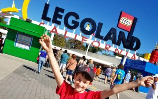 LEGOLAND® California Ticket Giveaway – Kids Go Free with Honest Kids®