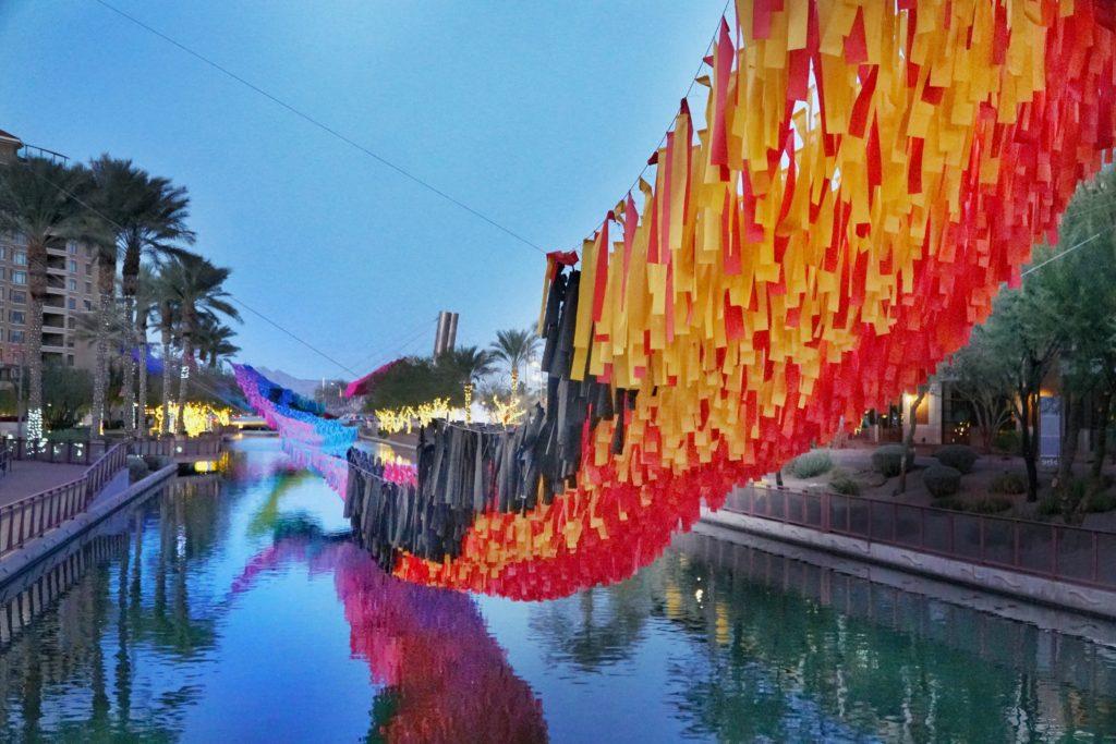 Phoenix Spring Break Teens Scottsdale Canal