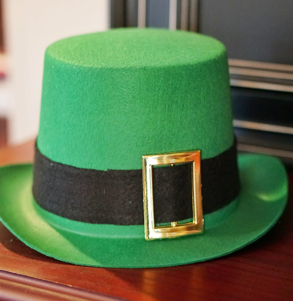 St. Patrick's Day fun for teens
