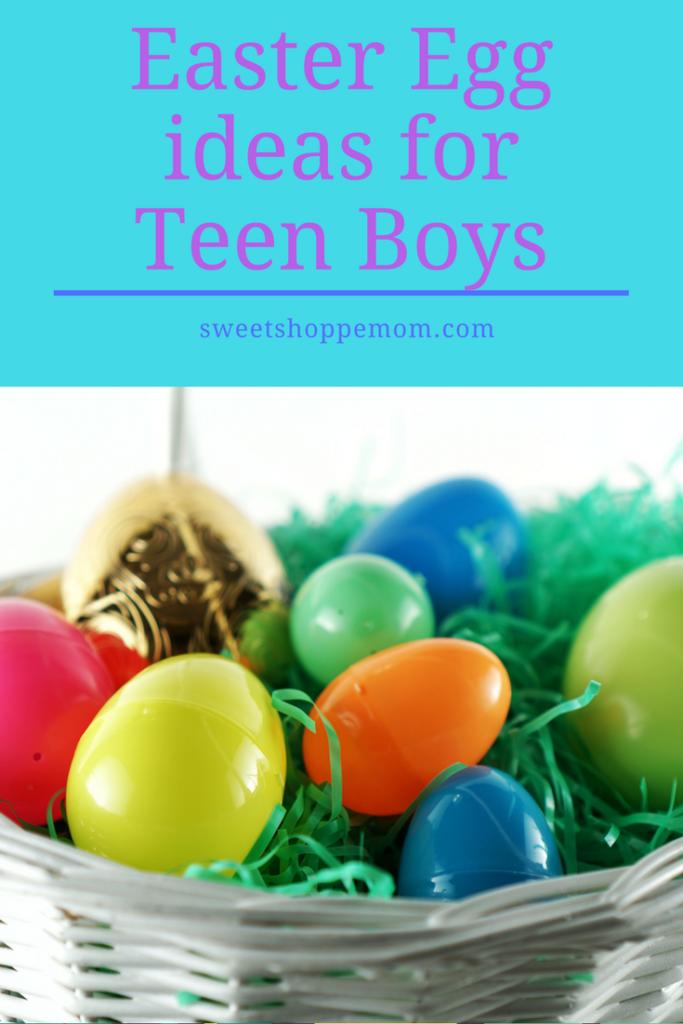 25 easter egg ideas for teen boys