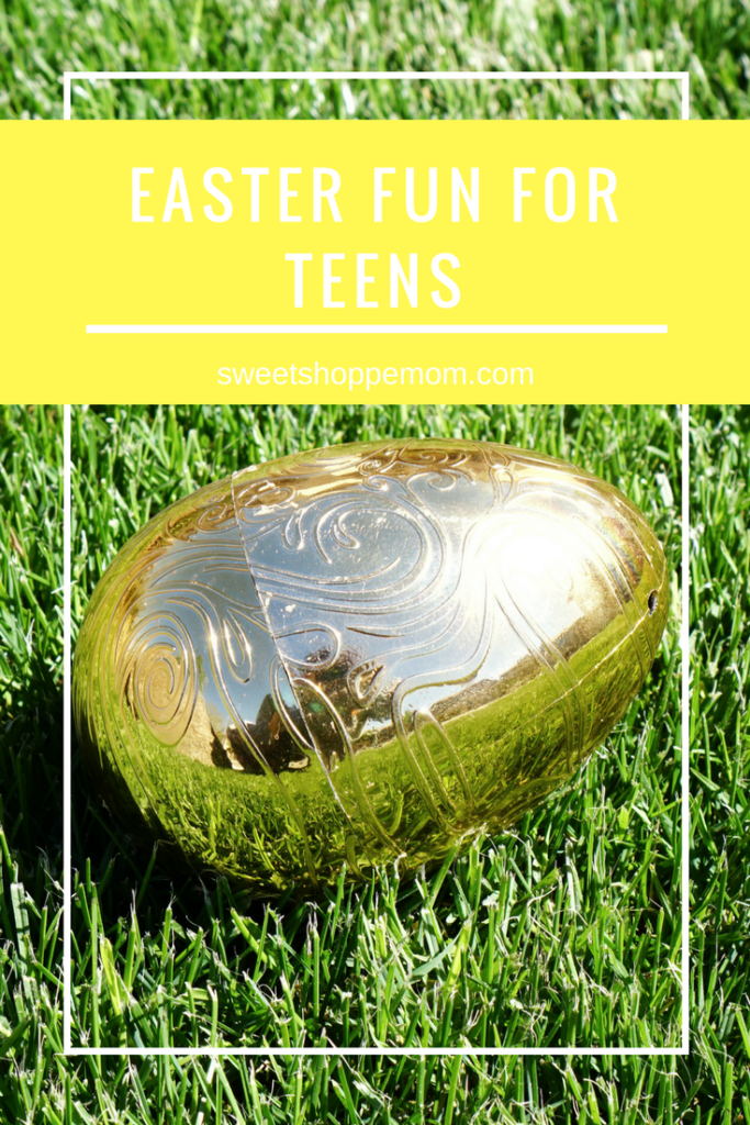 Easter Fun for Teens