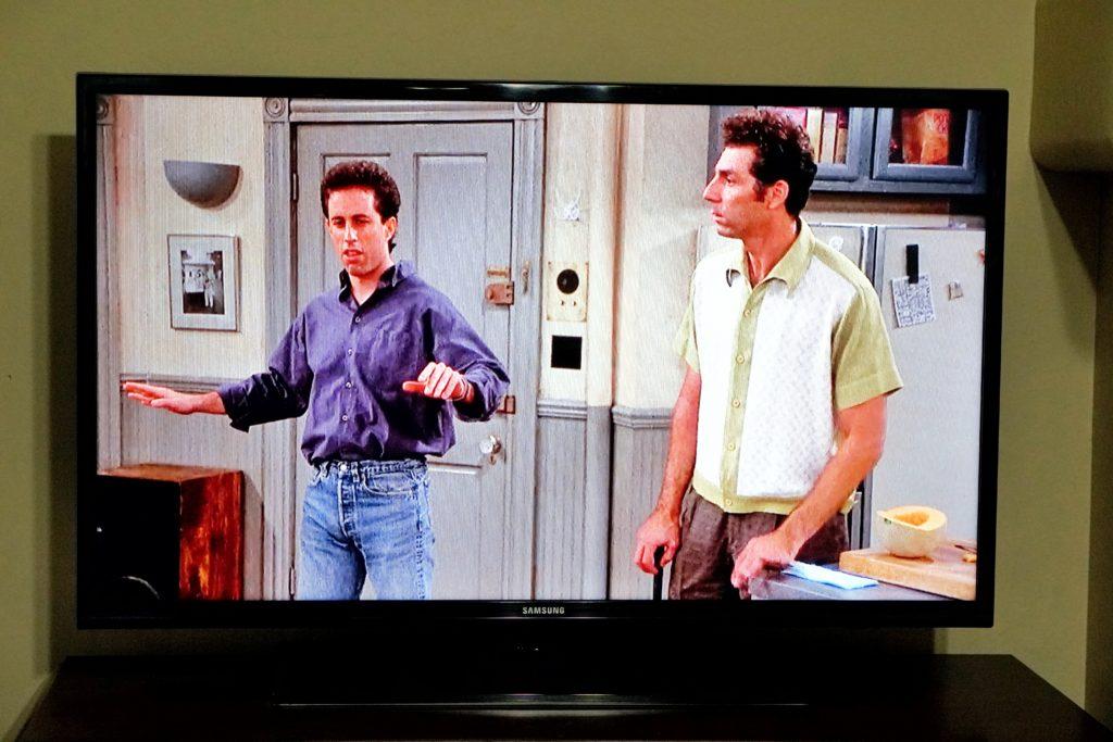 Seinfeld 80s tv shows