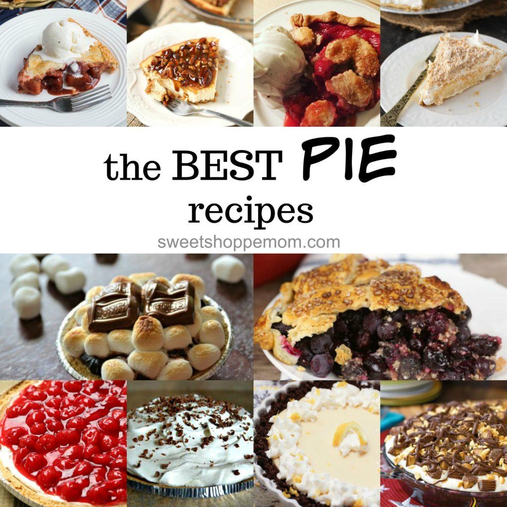 The Best Pie Recipes