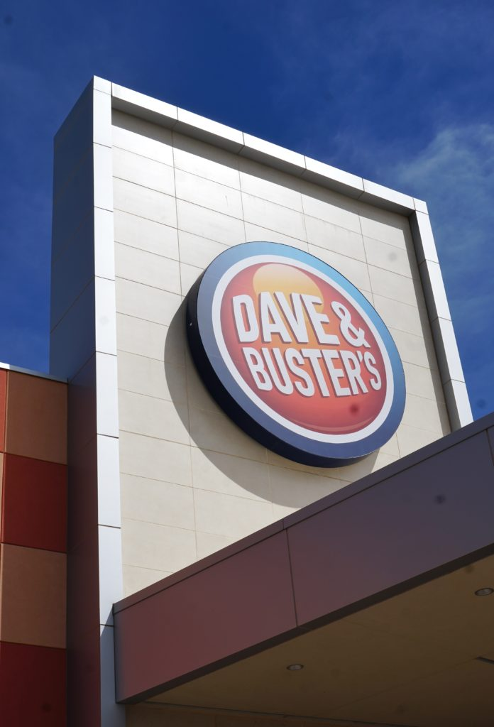 Dave and Busters Westgate