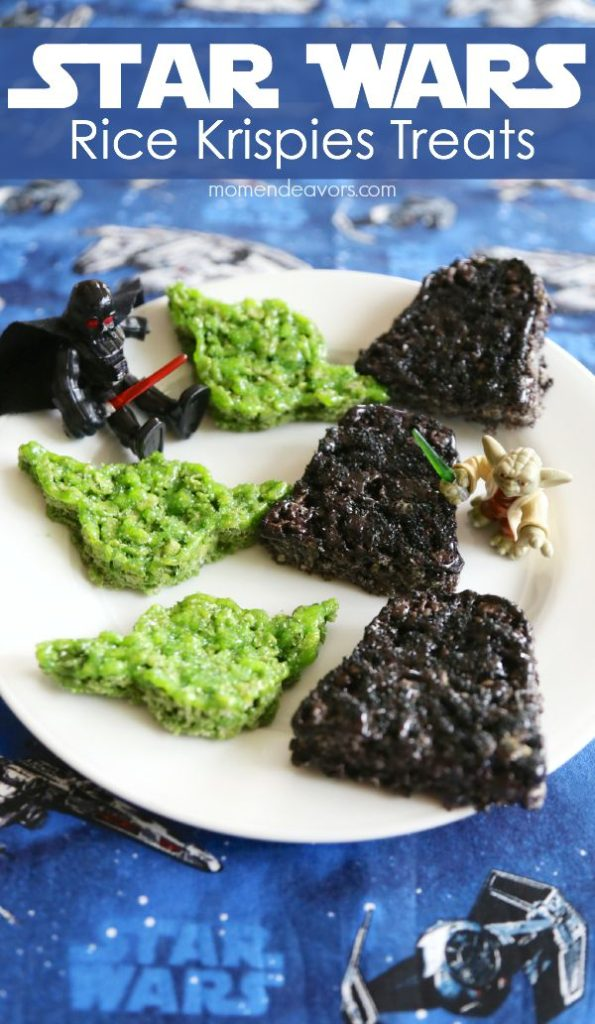 Mom Endeavor Star-Wars-Rice-Krispies-Treats