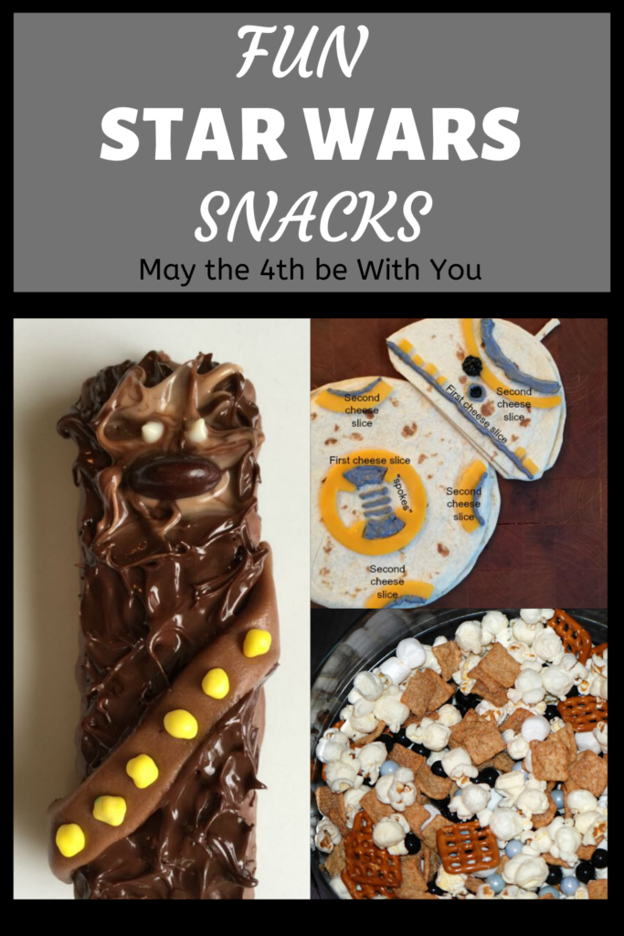 Star Wars Snack ideas