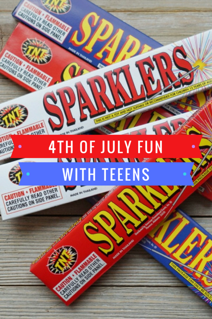 10 Ideas for 4th of July Fun with Teens