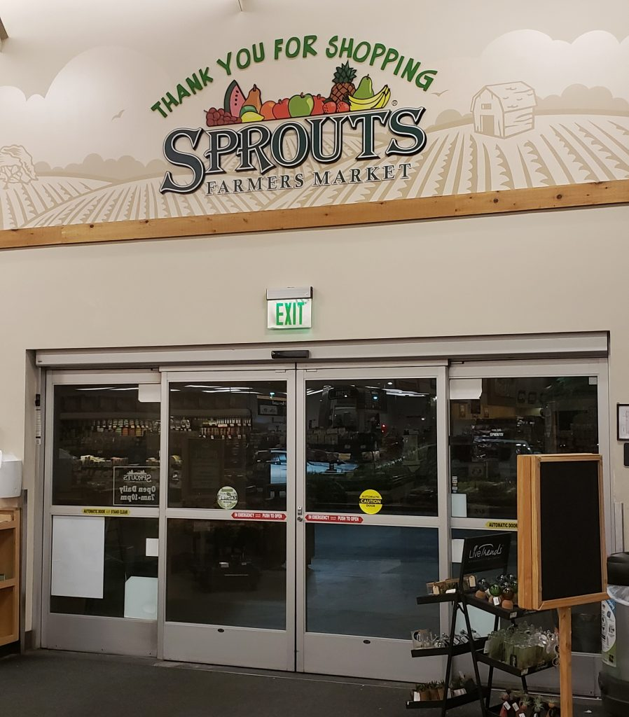 Sprouts keto foods