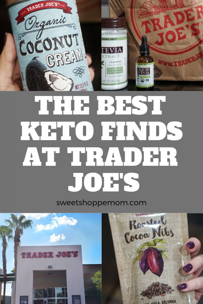 the BEST keto finds Trader Joes