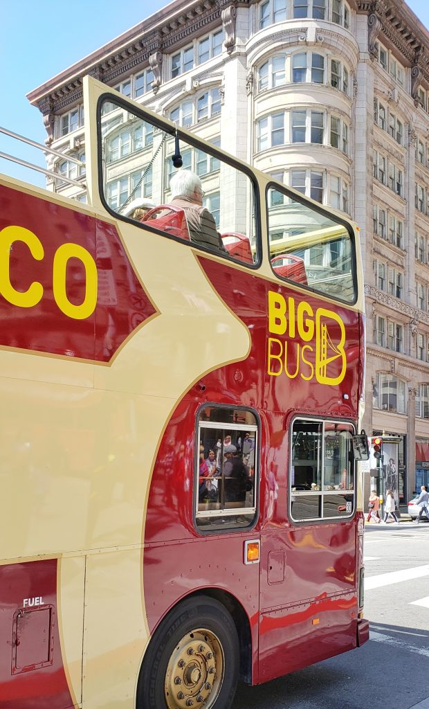 traveling tips when its hot - big bus tours