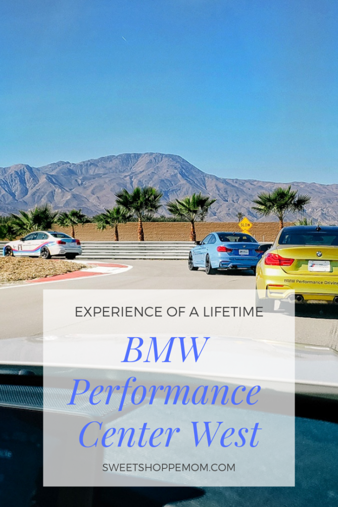 BMW Performance Center West experience