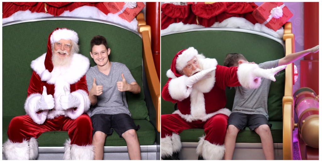 Fun with Santa Chandler, AZ