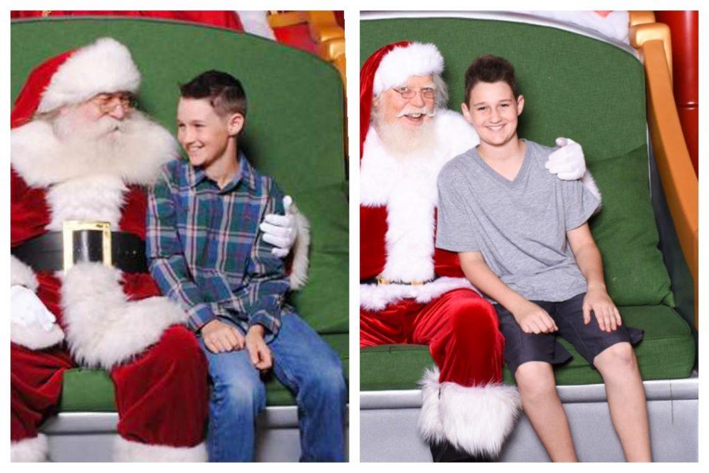 Santa HQ photos HGTV